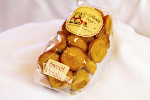 Sweet Potato Poundcake Bites
