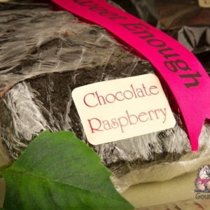 Chocolate Raspberry Poundcake